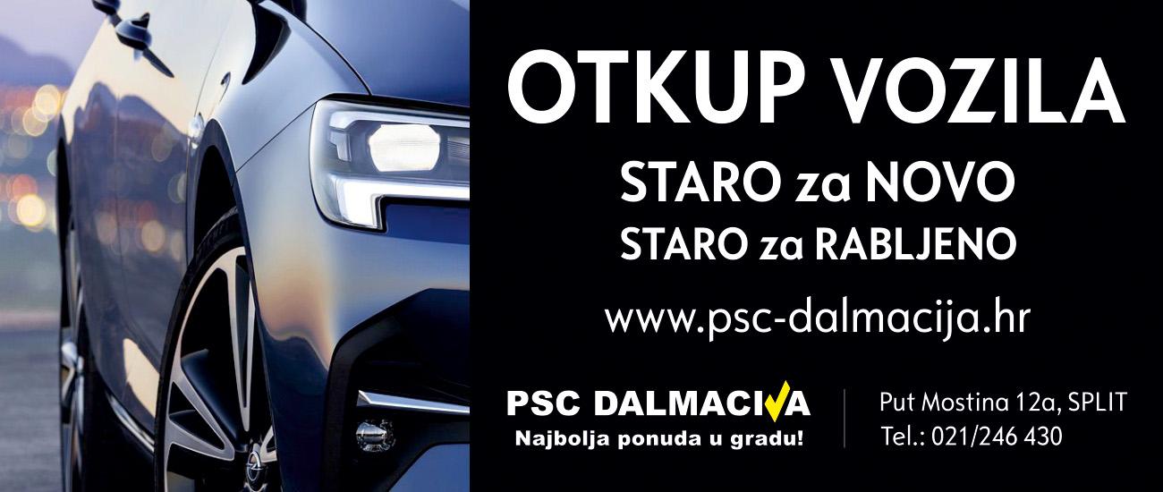 Oglas dalmacija osobni Rtina Miočići,